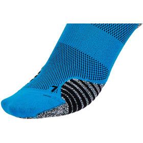 Odlo Ceramicool Run Socks Quarter mykonos blue